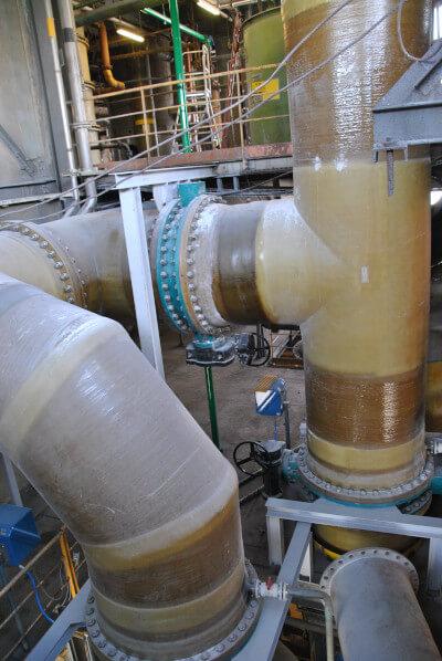 gazociągi z tworzyw sztucznych