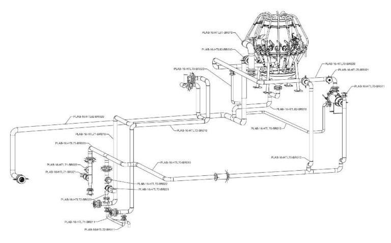 projektowanie instalacji przemysłowych z tworzyw sztucznych